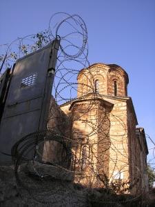 Църквата Свети Спас, 2011 г.