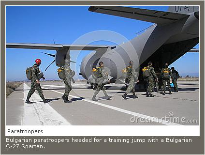 Paratroopers, 2010
